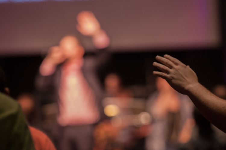 Worship picture